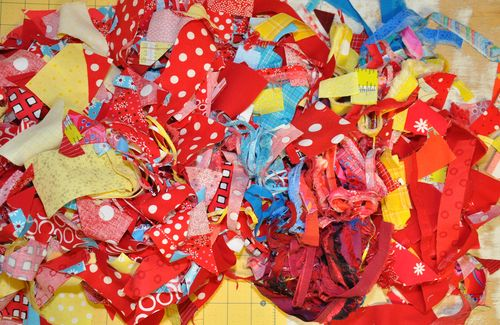 Red-blue-yellow-scraps